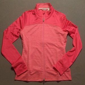 New Puma Golf Jacket Pink